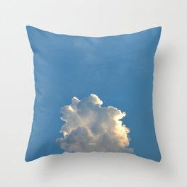 Inner Sky - Cloud Nine Throw Pillow