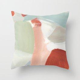 Crisp Morning Air Throw Pillow