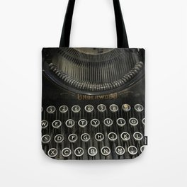i'm a vintage type Tote Bag