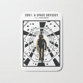 A space odyssey Bath Mat