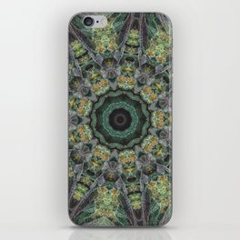Strawberry Cough Circles iPhone Skin