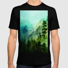 Mountain Morning T-shirt