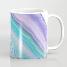 Mermaid Princess Agate #2 #gem #decor #art #society6 Coffee Mug