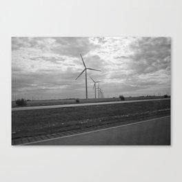 windfarm Canvas Print