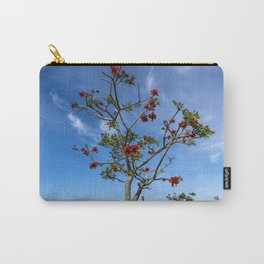 Prickly Tree Carry-All Pouch