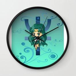 Sailor Neptune Wall Clock
