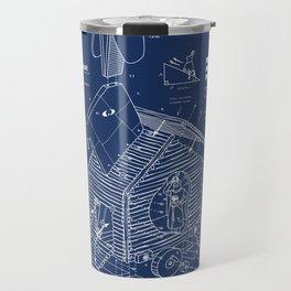 Trojan Rabbit Travel Mug