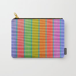 sandy stripes Carry-All Pouch