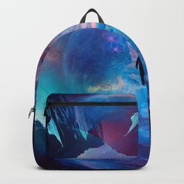 I am tired of earth Dr manhattan Backpack