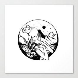 Litha Canvas Print
