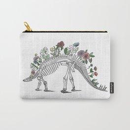 Stego-flora-saurus Carry-All Pouch