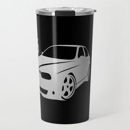 Alfa Romeo 156 - silver - Travel Mug