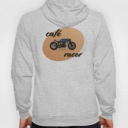 Café racer bike Hoody