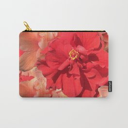 Flowers~ Carry-All Pouch