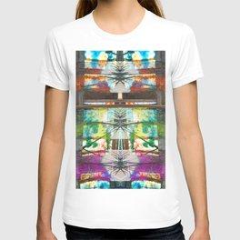 Palm Stripe T-shirt