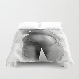 Sexy butt Duvet Cover