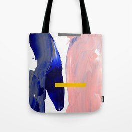 Untitled (Abstract Composition 2017008) Tote Bag