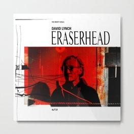 Eraserhead 1 Metal Print