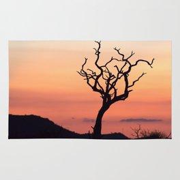 Sunset over Madikwe Rug