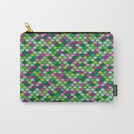 Mossy Mermaid Carry-All Pouch