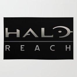 Halo Reach Logo Rug