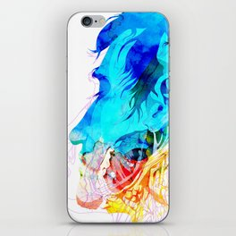 Anatomy Quain v2 iPhone Skin