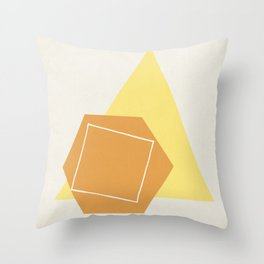 Group Study 003 Throw Pillow