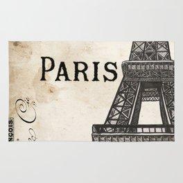 Paris Ooh La La 1 Rug