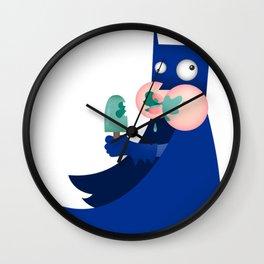 Buttman Wall Clock