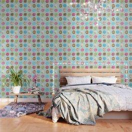 Sweet donuts Wallpaper