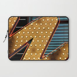 Vegas Neon Laptop Sleeve
