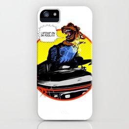 Mr. T(Rex) iPhone Case