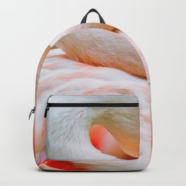 Mad Flamingo (Color) Backpack