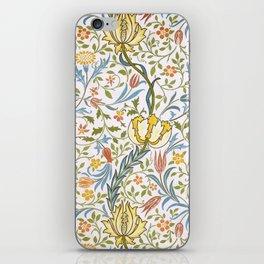 William Morris Flora iPhone Skin