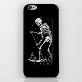 La Mort iPhone Skin