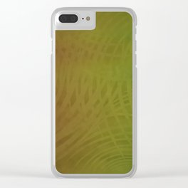 WashOut-1 (JF-8) Clear iPhone Case