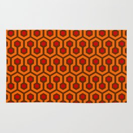 Horror Hotel Carpet Pattern Rug