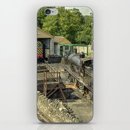 Swanage MPD  iPhone Skin