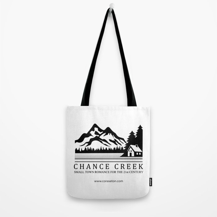 Chance Creek Tote Bag