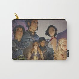 Wings and Ruin Carry-All Pouch