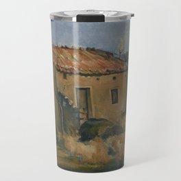 Abandoned House near Aix-en-Provence Travel Mug