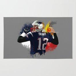 Tom Brady Rug