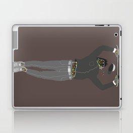 ..HAND STAND.. Laptop & iPad Skin