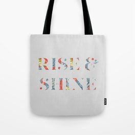 Rise and Shine Tote Bag