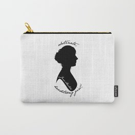 Jane Austen Carry-All Pouch