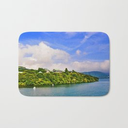 Lake Ashi Bath Mat