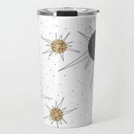 Atomic Stars Neutral Travel Mug