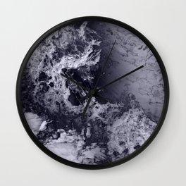 Rebel Waves Wall Clock