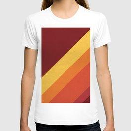 Retro 70s Color Palette II T-shirt