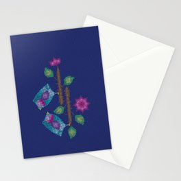 Huichol bird Stationery Cards